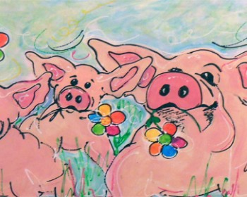 little pigs i